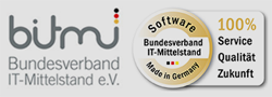 Software hosted and made in Germany, BITMI