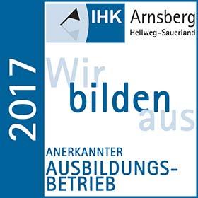 IHK Arnsberg - wir bilden aus